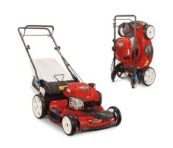 Toro Smart Stow Recycler Lawn Mower