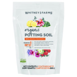 whitney farms potting soil at ACE Hardware bozeman montana