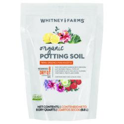 whitney farms Organic Potting Soil bozeman montana