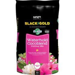 sungro waterhold cocoblend potting mix