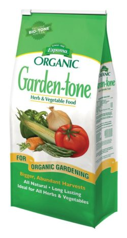 organic garden-tone herb vegetable food