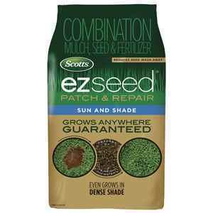 Scotts EZ Seed Mixed Seed, Mulch & Fertilizer 10 lb. thumbnail