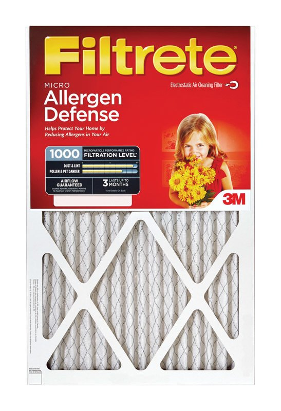 Filtrete Micro Allergen Defence Air Filters thumbnail