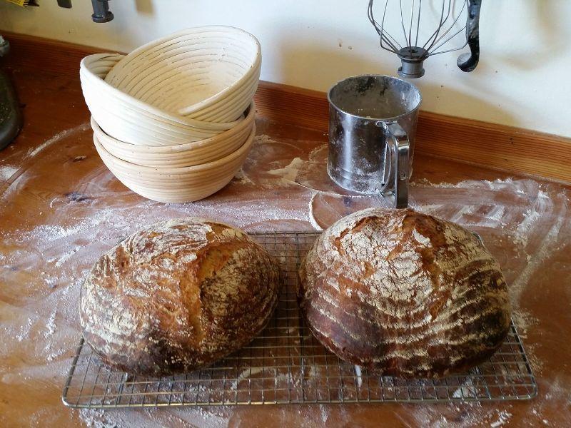 artisan bread baking class bozeman montana