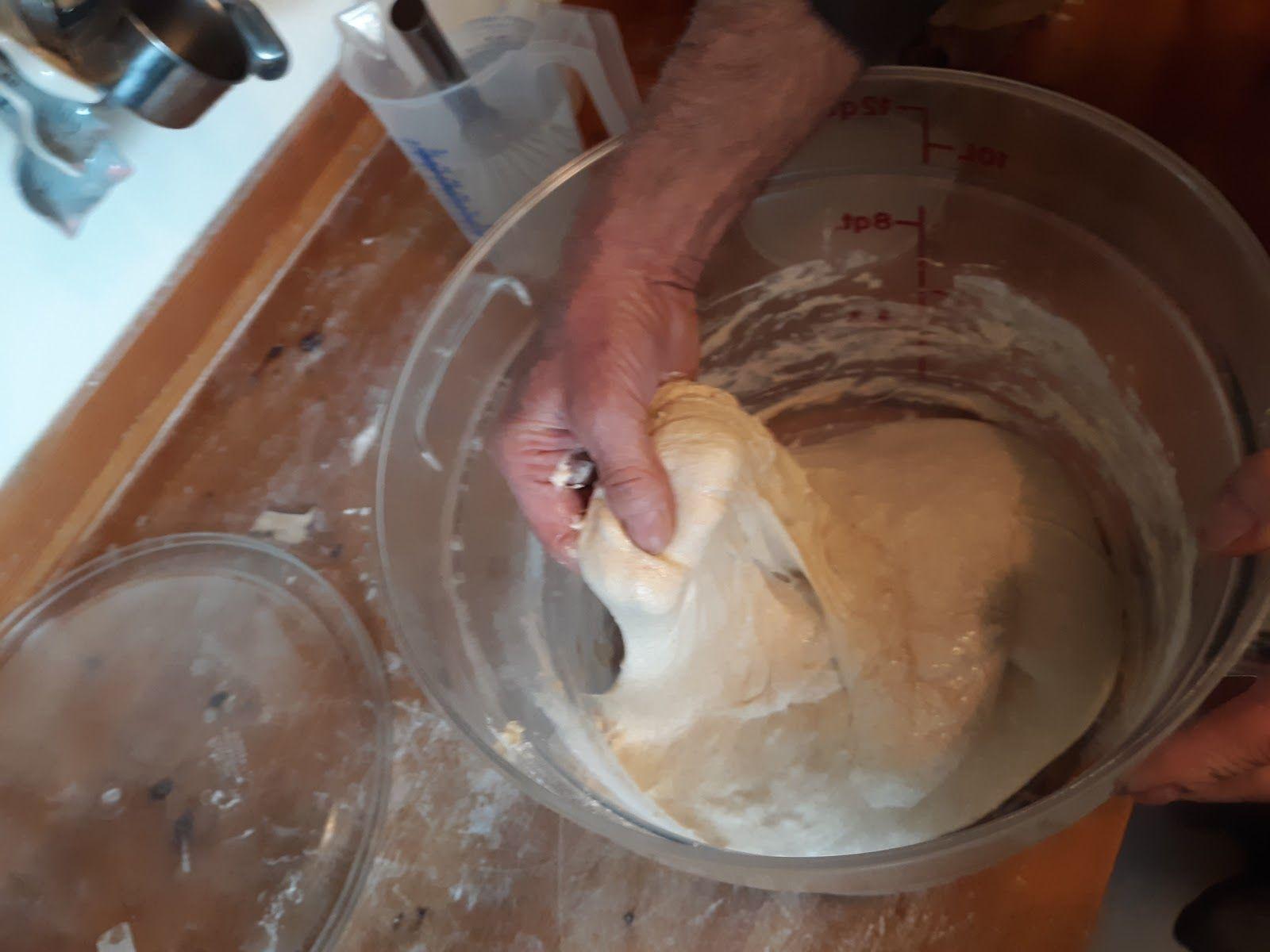 how to make bread dough - Bozeman, Montana