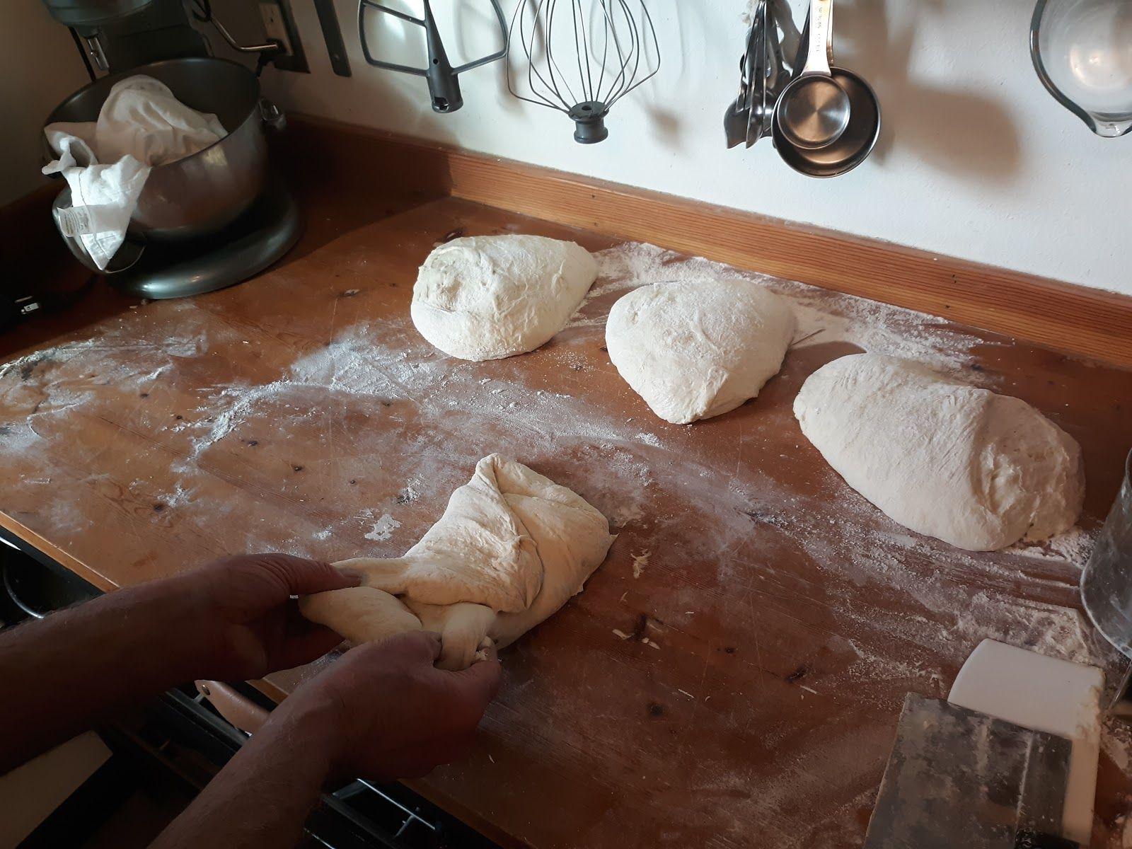 homemade bread instructions - Bozeman, Montana