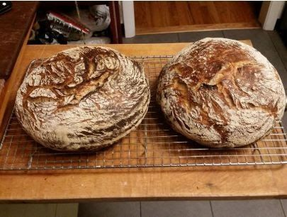 baking bread instructions - Bozeman, Montana