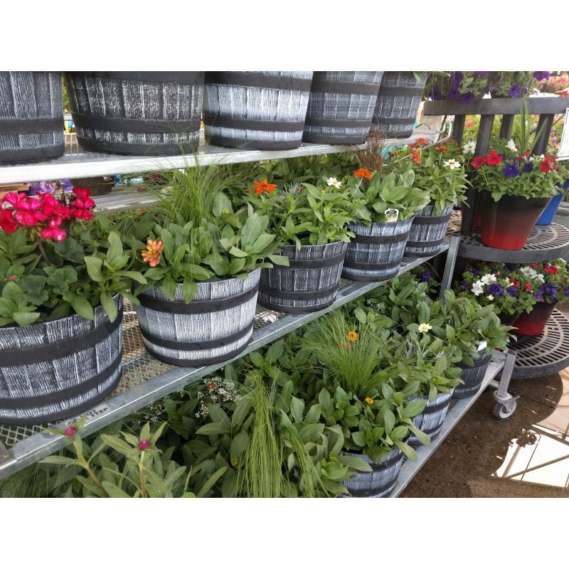 Garden Center Flowers arrangements on Owenhouse Ace Hardware Bozeman