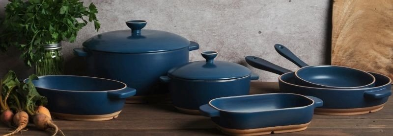 De La Terre Ceramic Cookware at Owenhouse Ace Bozeman