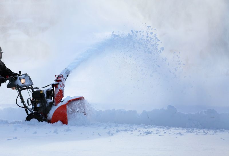 snowblower stage 2 at Owenhouse ACE Hardware - Bozeman, Montana