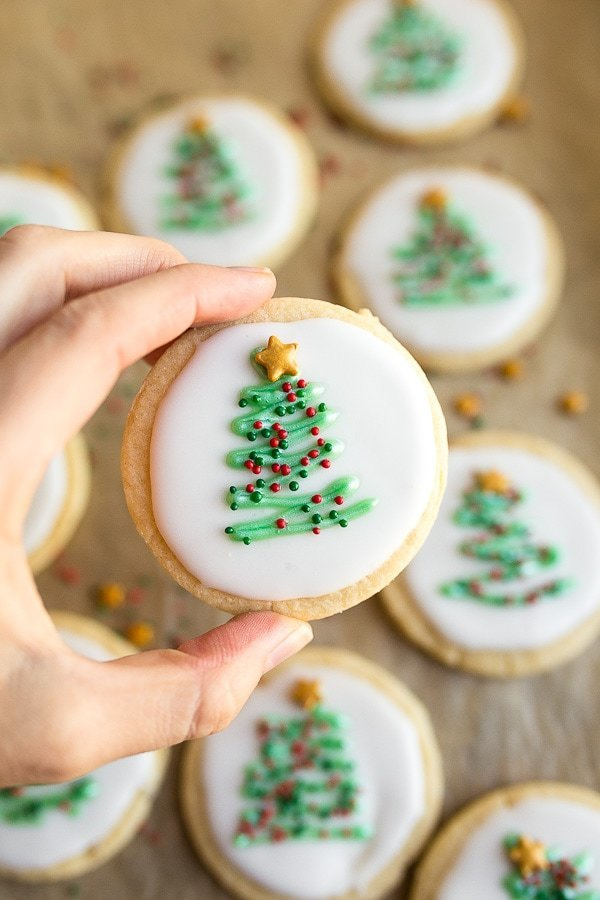 DIY Christmas Cookies - Bozeman, Montana