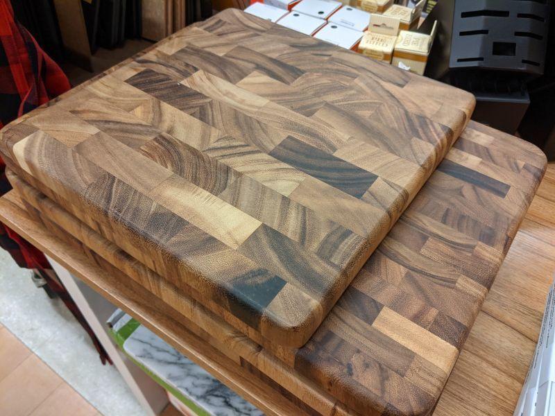 john-boos-cutting-boards-different-sizes- Bozeman, Montana
