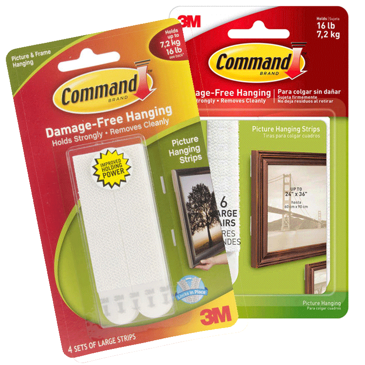 Select 3M Command™  Picture Hanging Hooks & Strips thumbnail