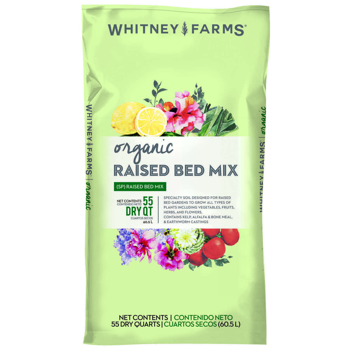 Whitney Farms® Organic Raised Bed Mix, 1.5 Cu. Ft. thumbnail