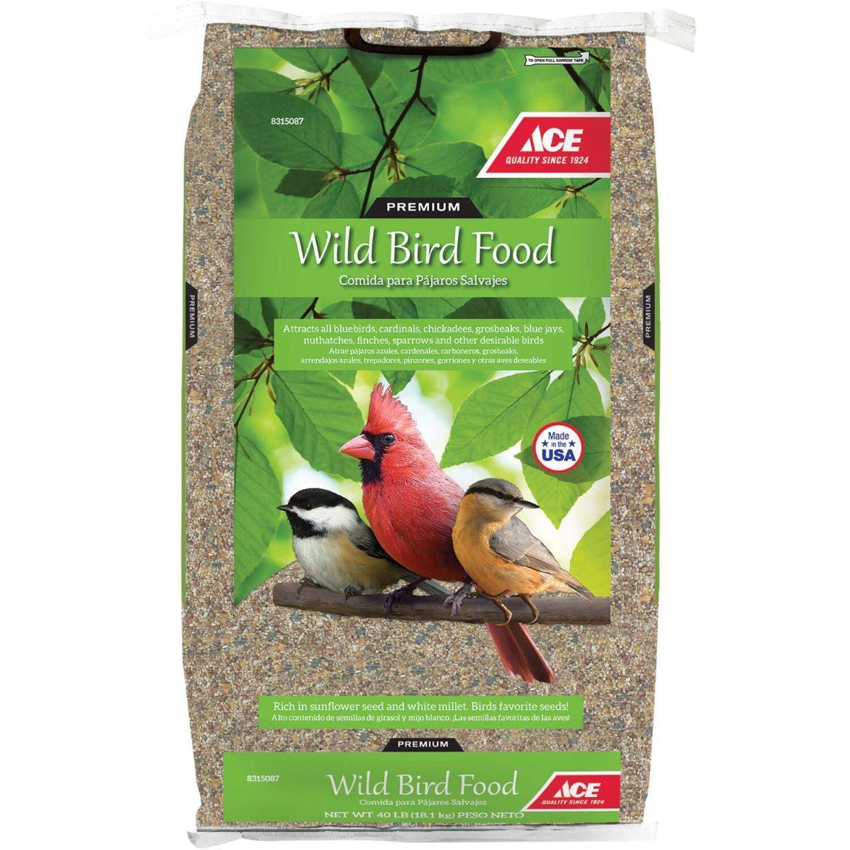 Ace Wild Bird Food, 20 Lb. thumbnail