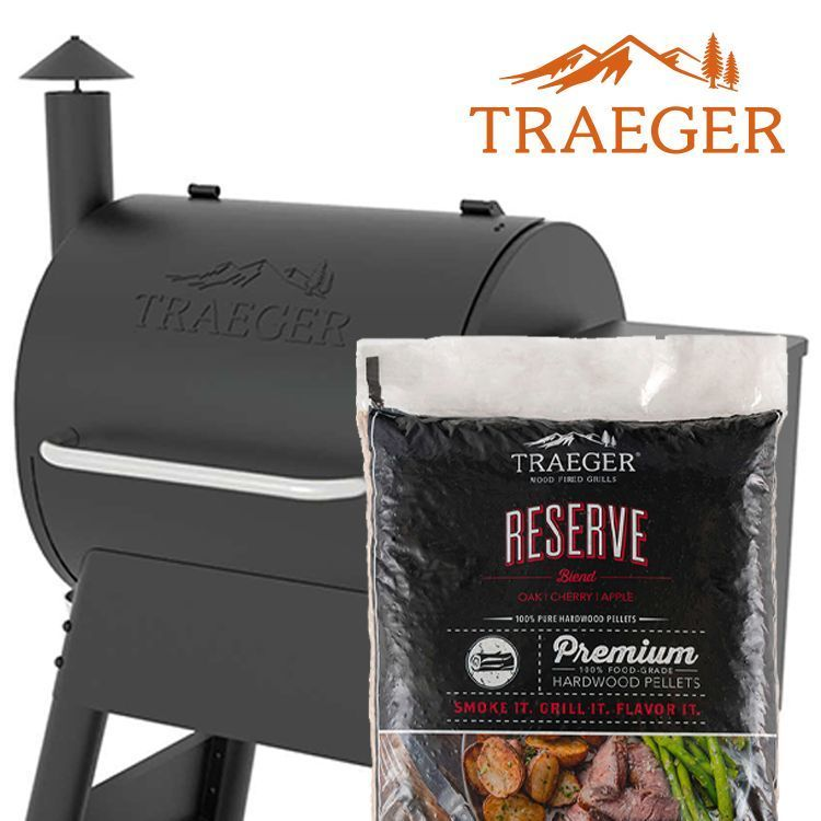 FREE Traeger® Pellets w/ Purchase of Any Traeger® thumbnail