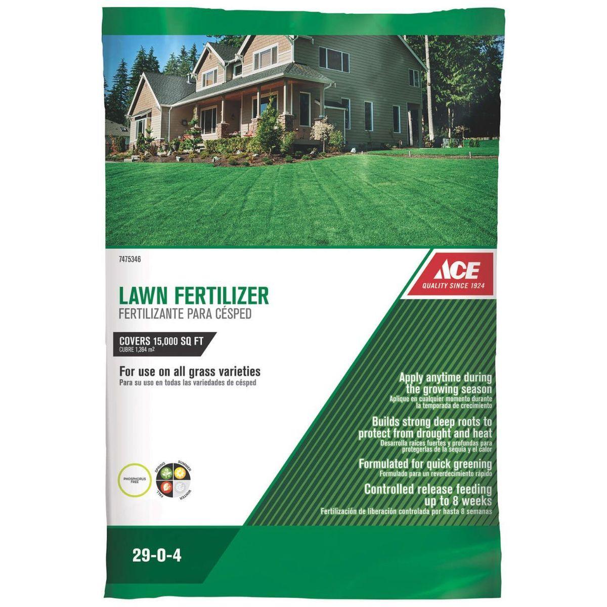 Ace Lawn Fertilizer thumbnail