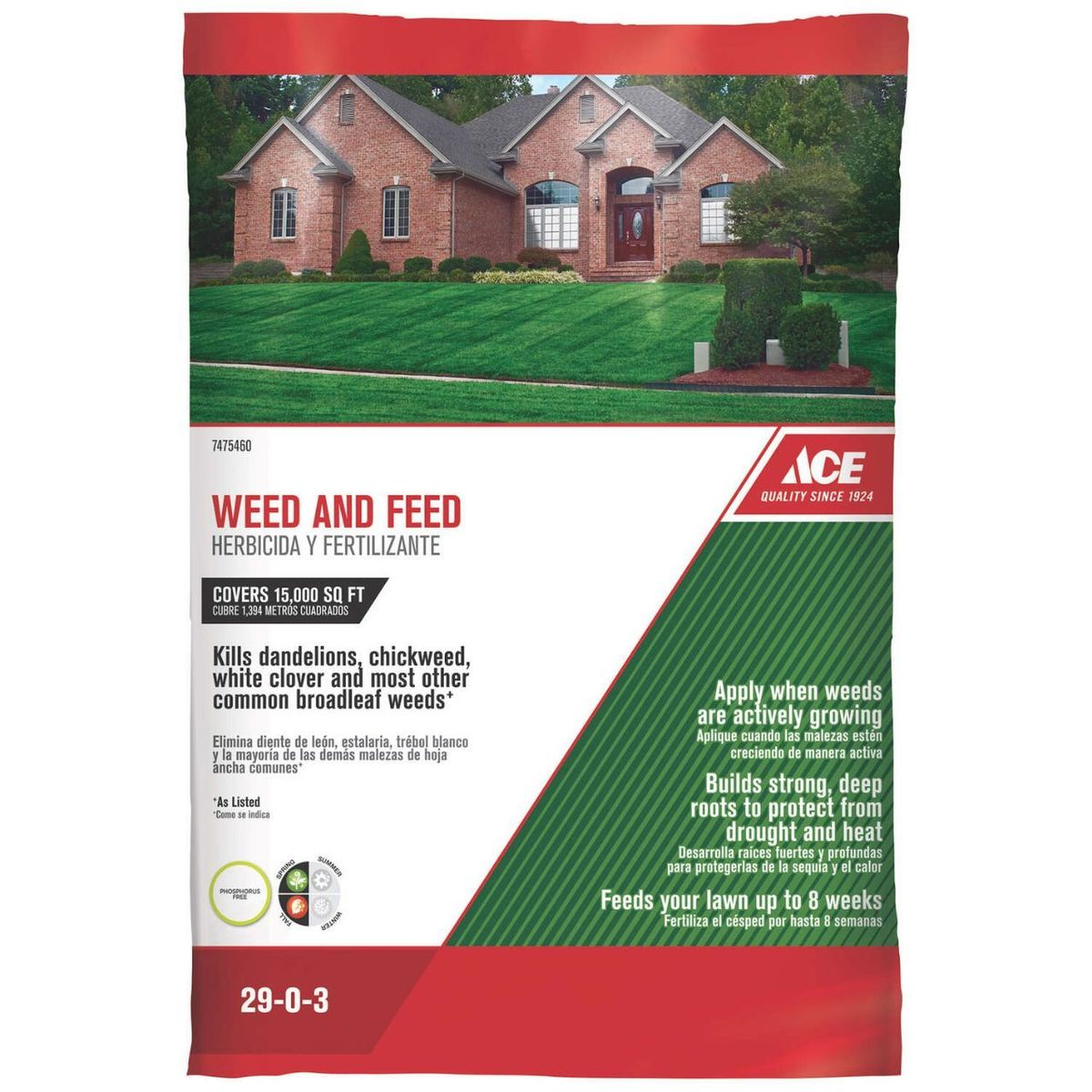 Ace Weed and Feed thumbnail