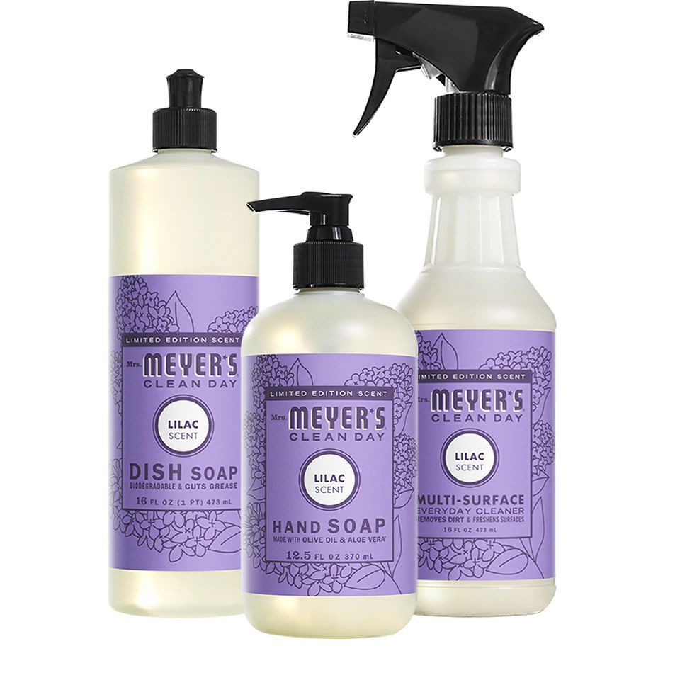 Mrs. Meyer's® Clean Day Liquid Hand Soap, Dish Soap or Multi‐Surface Everyday Cleaner thumbnail
