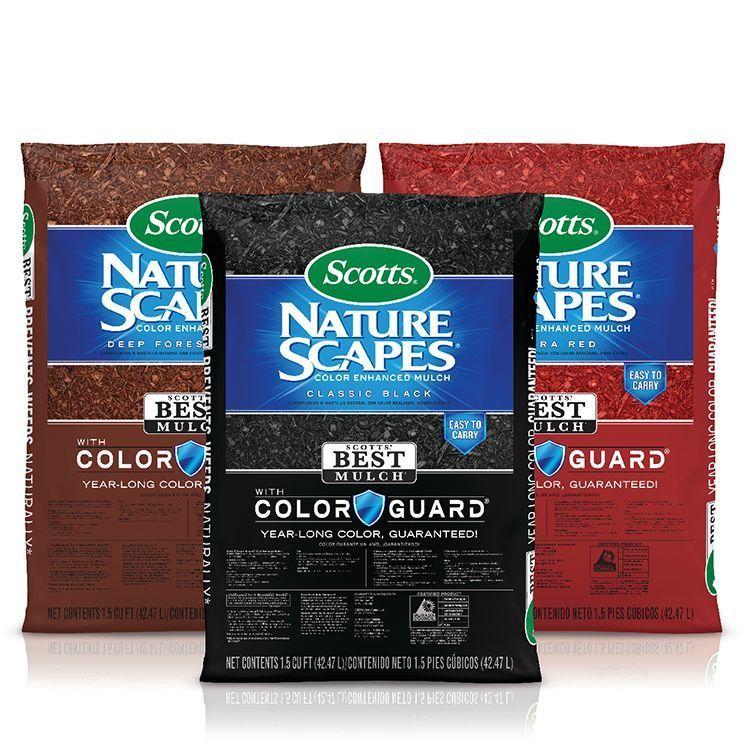 Scotts® Nature Scapes® Color Enhanced Mulch thumbnail