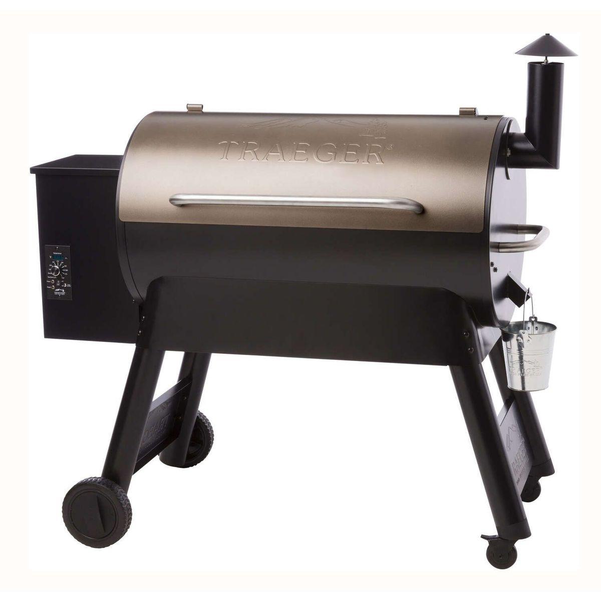 Traeger® Pro Series 34 Wood Pellet Grill thumbnail