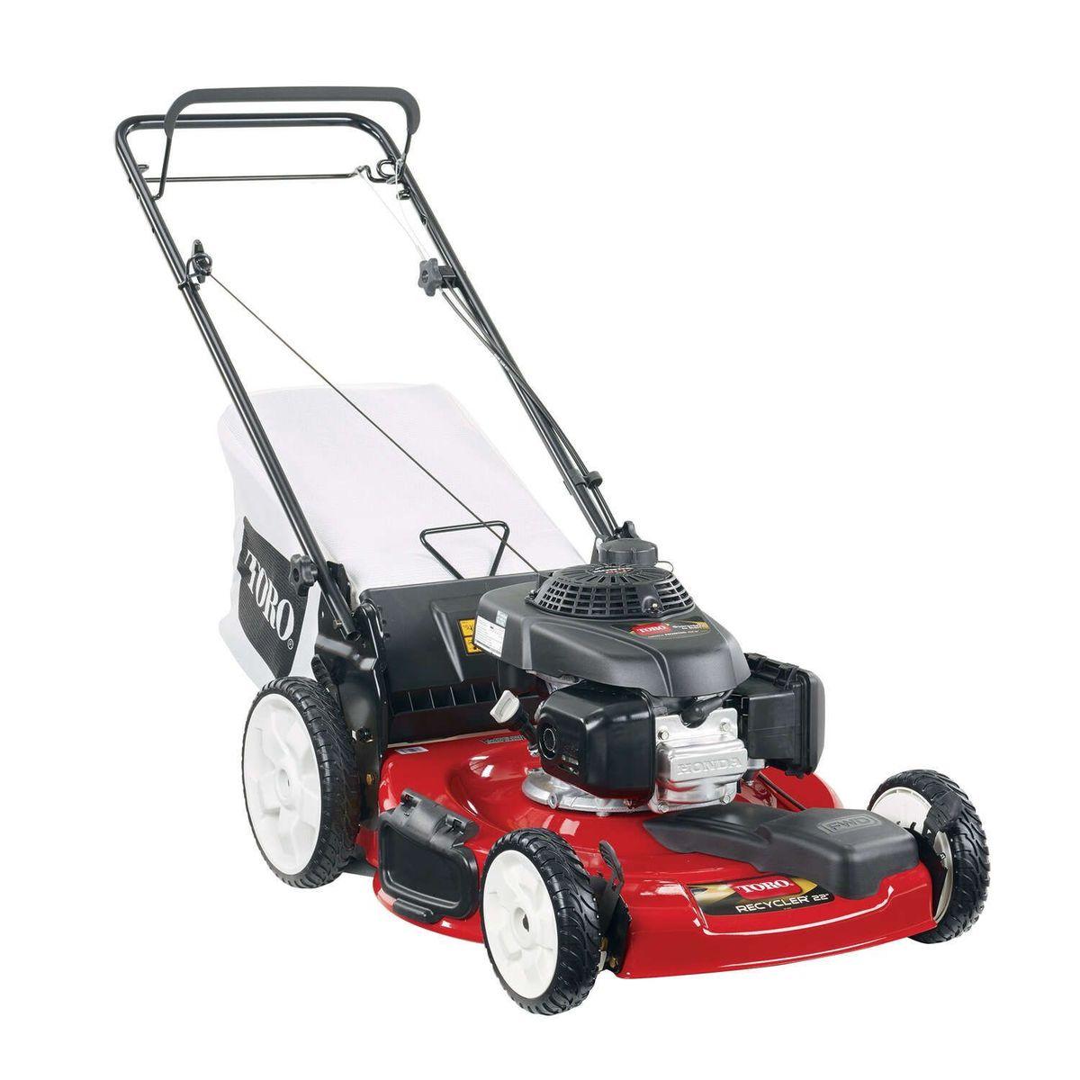 Toro® Recycler® High Wheel Self-Propelled Mower thumbnail