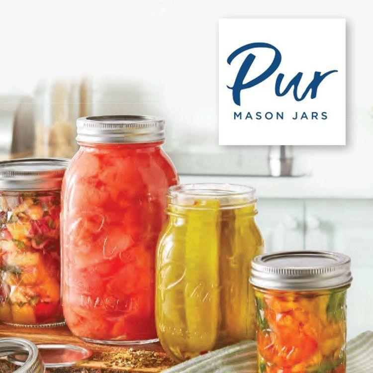 Select Pur™ Mason Canning Jars thumbnail