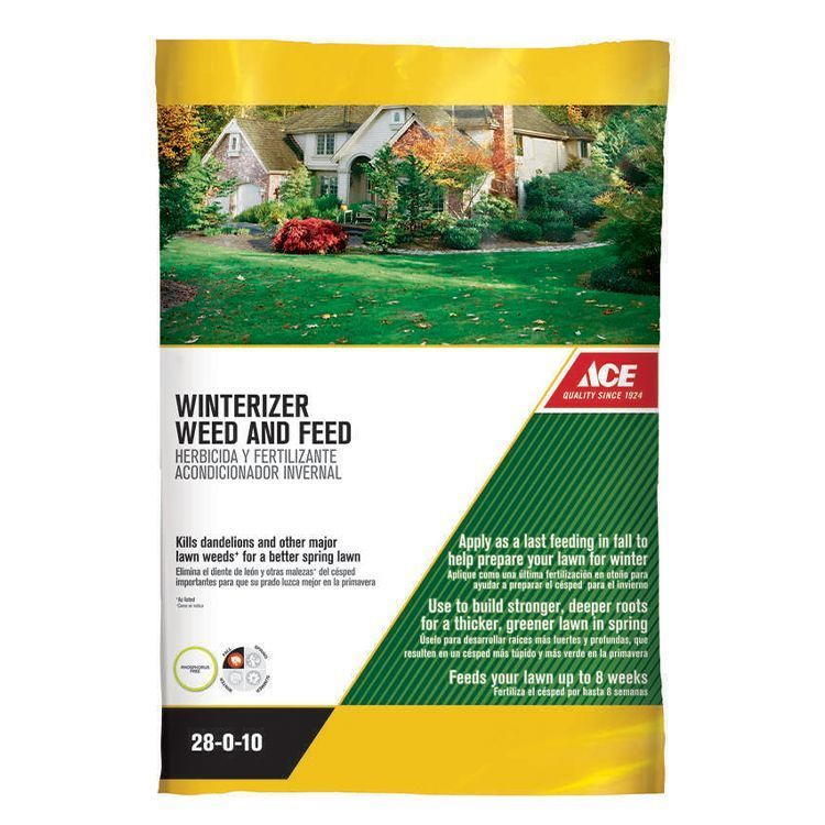 Ace Winterizer Weed and Feed thumbnail