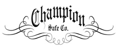 Champion Safe Co. logo