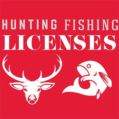 Hunting & Fishing Licenses thumbnail