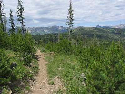 Bangtail Divide Trail thumbnail