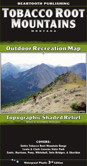 Tobacco Root Mountains thumbnail