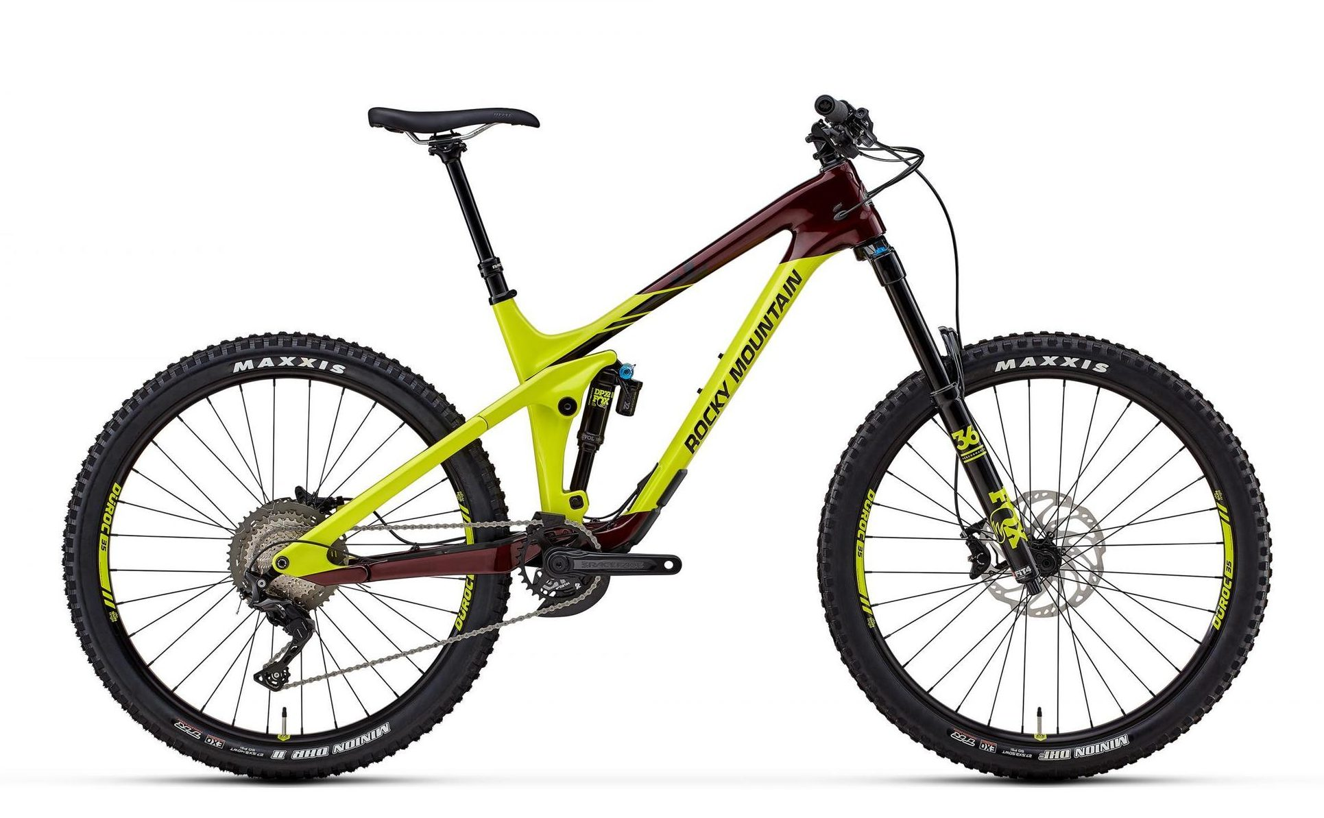 Rocky Mountain Slayer Carbon 50 – 2018 thumbnail