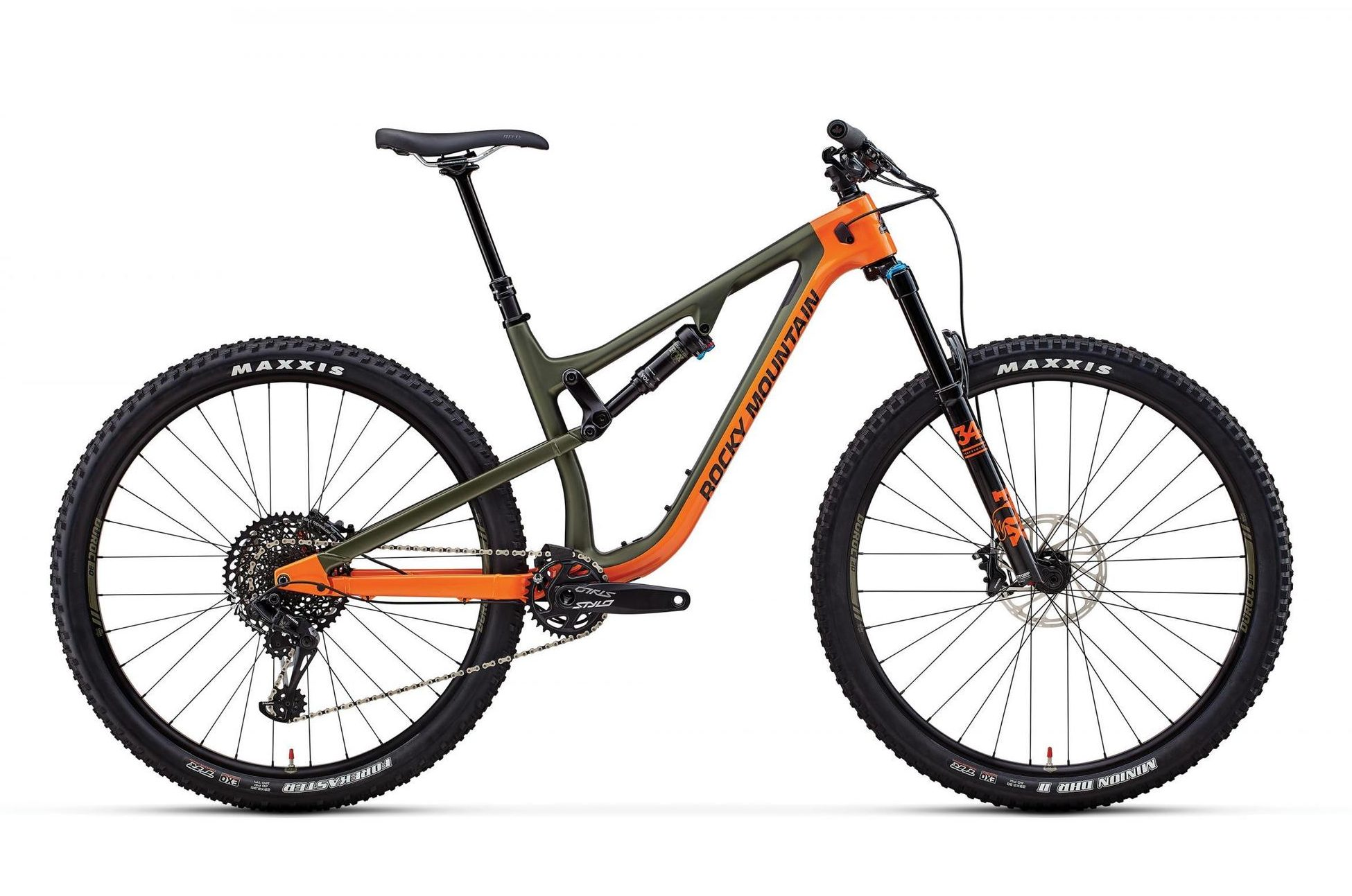 Rocky Mountain Instinct Carbon 50 – 2018 thumbnail