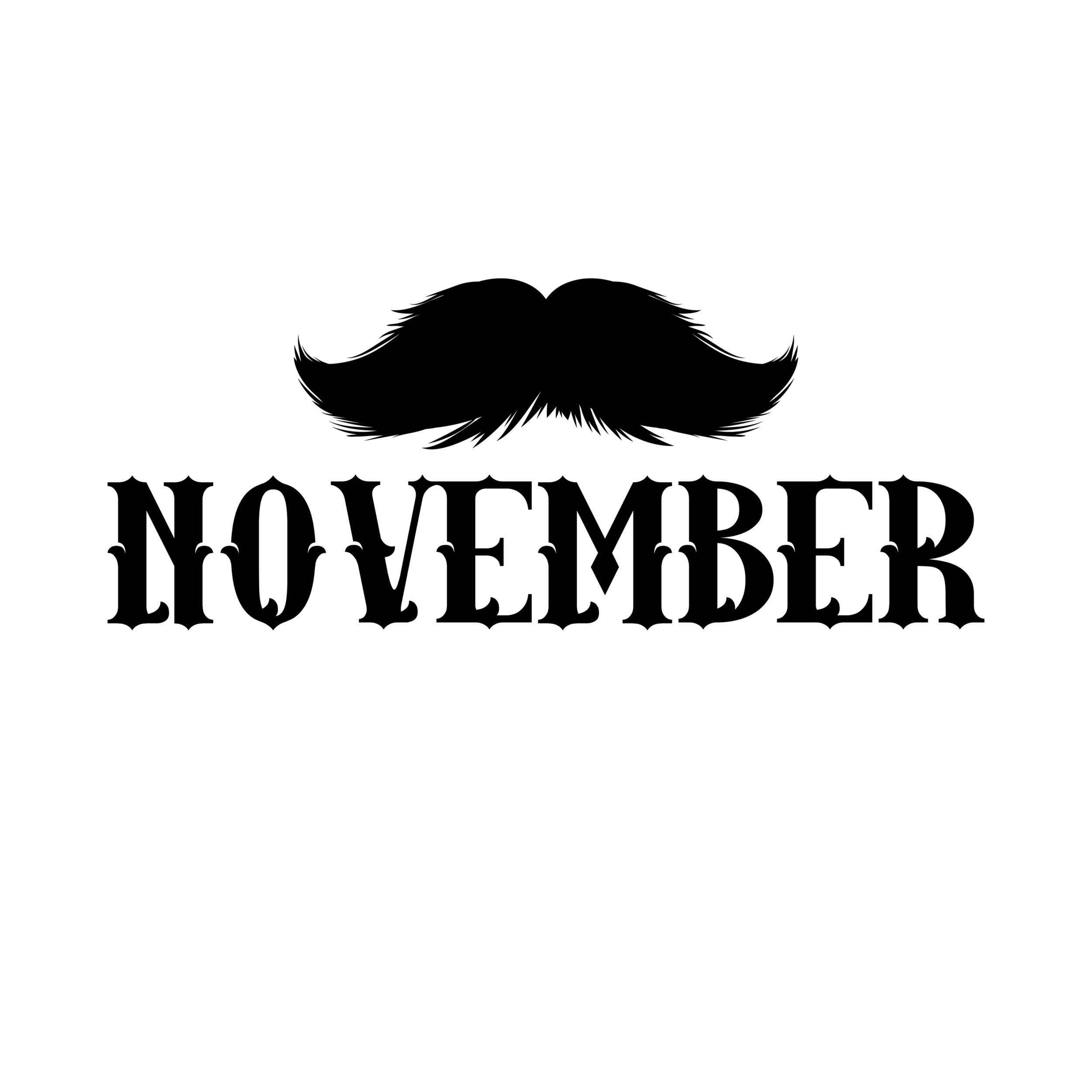 Grow a Moustache! It's Movember. thumbnail