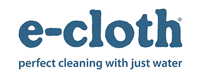 e-cloth Perfect cleaning with just water