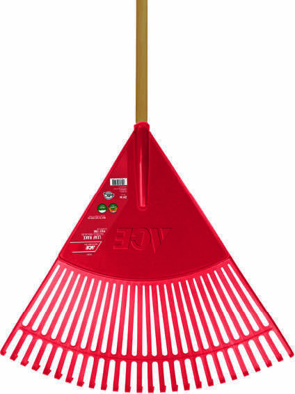 Ace 54″ Spring Brace or 24″ Poly Leaf Rake thumbnail