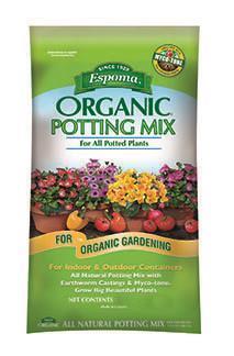 Espoma, Organic Potting Mix, 2 CUFT thumbnail