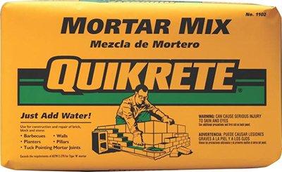 Quikrete Mortar Mix thumbnail