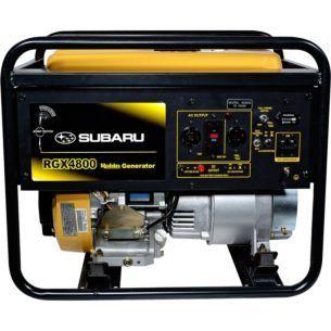 4800W RGX Subaru Generator thumbnail
