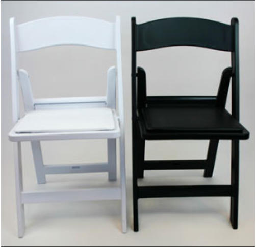 Chairs (Black or White)