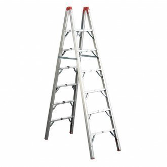 Double Ladder (Aluminum) – 8ft thumbnail