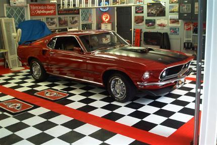 1969 Mustang Mach 1 428 Cobra thumbnail