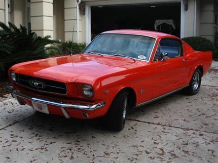 1965 Mustang-SOLD thumbnail