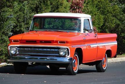 1965 Chevy Truck thumbnail