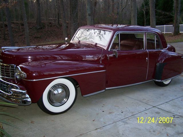 1948 Lincoln Continental Club Coupe-SOLD thumbnail