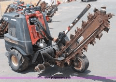 Ditch Witch Trencher thumbnail