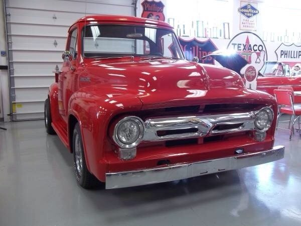 1955 Ford Truck-SOLD thumbnail