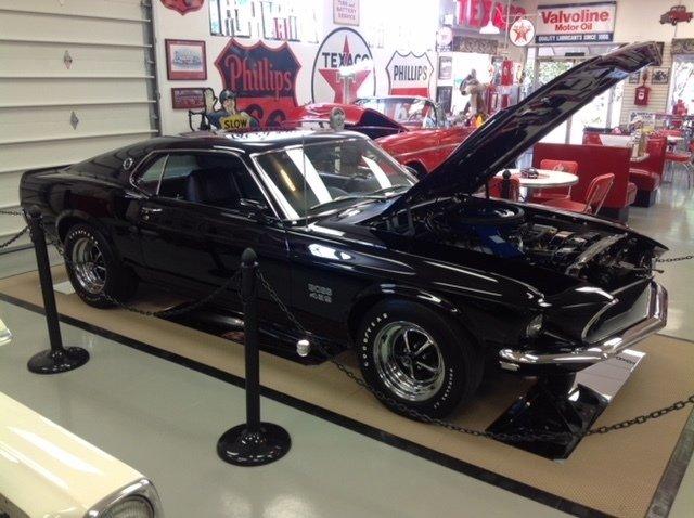 1969 Mustang Boss 429 thumbnail