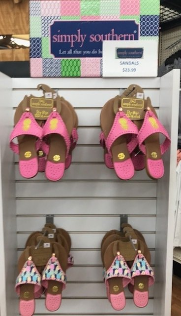 Simply Southern Sandals thumbnail